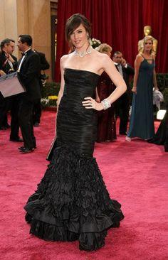 Pin for Later: Die 85 unvergesslichsten Kleider der Oscars – von 1939 bis 2015 Jennifer Garner bei den Oscars 2008 in Oscar de la Renta