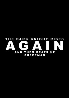 DC released its  next movie