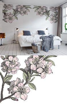 Die 96 besten Bilder von Tapeten für\'s Schlafzimmer in 2019 ...