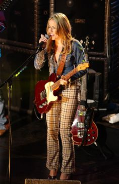 Sheryl Crow performs on BB3