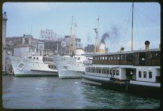 Vapurlar / 13 Mayıs 1965Charles W. Cushman Photograph Collection