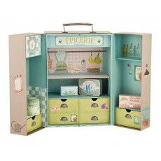Maleta de ultramarinos Moulin Roty. #juguetes #regalos #toys
