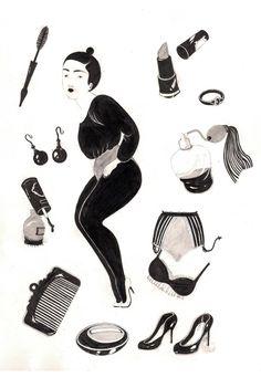 Artistic accessories