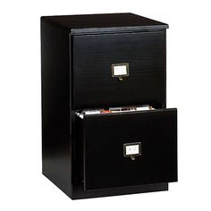 Maybe these? $249 each. Original Home Office™ 2-Drawer File Cabinet - Ballard Designs