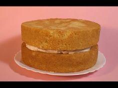 Receta Pastel De Vainilla Casero Riquísimo! - Madelin's Cakes - YouTube