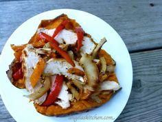 Gluten Free Campout – Campfire Chicken Fajitas