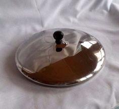 "FarberWare Replacement Lid 10"" pot pan Stainless Steel Classic series Made USA  #Farberware"