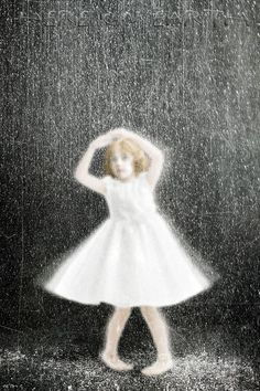 """you can dance in the storm. don't wait for the rain to be over because it might take too long. you can do it now. wherever you are, right now, you can start, right now; this very moment."" -israelmore avivor Art by Beth Conklin"