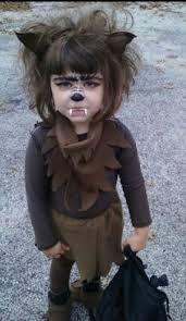child werewolf