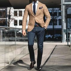 Beautiful suit for men #menswear #mensfashion #suit