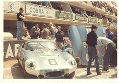 1964 LeMans #6 Chris Amon Jochen Neerspach dnf