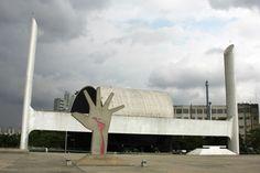 Memorial da América Latina, em São Paulo. Visite o BrasilGuias