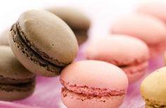 Image de la recette Macarons au café et autres parfums