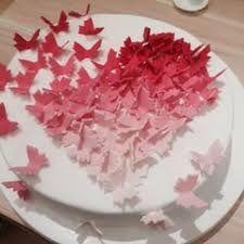 ... für torten dekorieren torte schmetterling für torte essen
