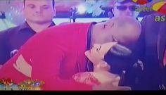 La Vergüenza Que Caroline Aquino Y Michael Miguel Le Hicieron Pasar A Sandra Berrocal Delante De Jhonny Ventura #Video