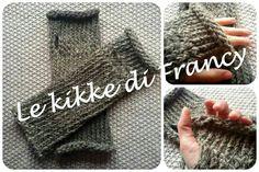 Guanti senza dita in lana 😆