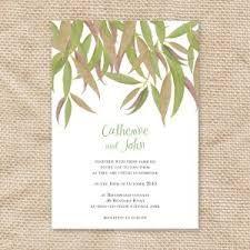 19 best bush invite images on pinterest invite botanical gum leaf wedding invitation printable file leaves do it yourself wedding invitation solutioingenieria Choice Image