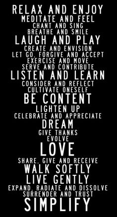life inspir, happy soul quotes, spiritual quotes happy, wisdom, word, live life, mind, quotes relax, being content quotes