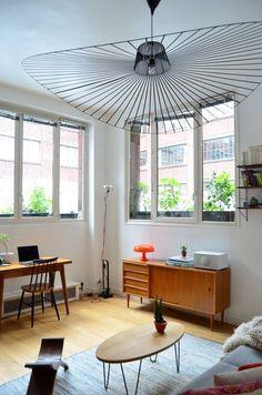 Amandine & Amaury's Little Loft in Paris — House Tour (via Bloglovin.com )