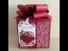 Gift Box with Paper Bow |