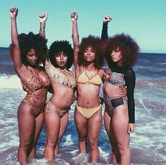 @bg_rrs african girls / different shades of black skin / complexions / beauty / afro hair