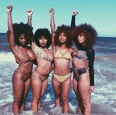 Vamos enegrecer tudo  Levante das mulheres negras