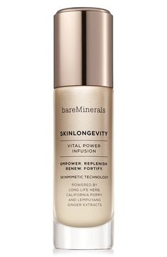 bareMinerals® SkinLongevity Vital Power Infusion available at #Nordstrom