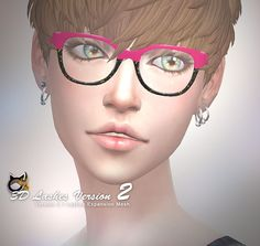 how to download sims 4 3d eyelashes