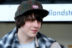 Jake Bugg playing football at Meadow Lane as part of Football Rocks in pictures | Nottingham Post