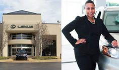 Ellenae Fairwurst Is First Black Female Lexus Dealership Owner | Bossip