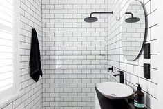 Black and White #taps #bathroom #australia #interiordesign comment below if you like it  by bathroomcollective #bathroomdiy #bathroomremodel #bathroomdesign