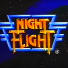 Night Flight, the loveably eclectic cable show that aired between 1981 and 1988, showcased Lou Reed, the Dead Kennedys, and some seriously 80s computer animation.