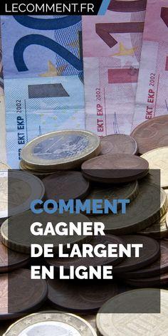 Comment #Gagner de L'argent en Ligne. #Argent