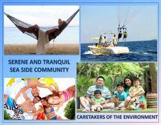 Ideal Beach Resort Condo For Sale – Different ideas, different photos Mactan Island, Mini Waterfall, Commercial Complex, Cebu City, Beach Trip, Beach Travel, Concrete Jungle, Reception Areas, Condos For Sale