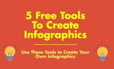 5 Free Tools to Create Infographics - http://www.wonderoftech.com/infographic-tools/?utm_campaign=coschedule&utm_source=pinterest&utm_medium=Social%20Savvy%20Geek%2C%20LLC