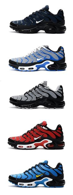 online store 8cbe5 ed941 Nike Air Max TN Classic KPU Men shoes Free Shipping