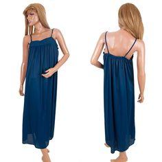 Full Length #OpenBust #Nightgown Strappy #VintageLingerie Mr Jack Sz 13  Sheer Nylon Lingerie #MrJackJr #SomeLikeItUsed