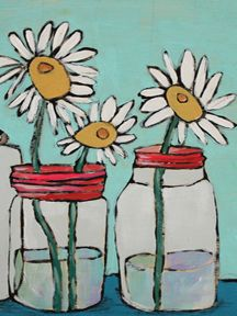 the online 4 wk course: an overview — paint something: an e-course taught by artist Jenni Horne