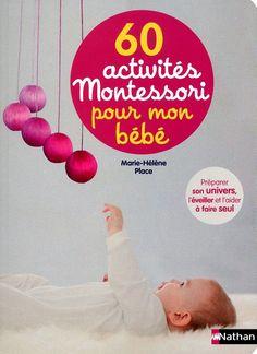 activites montessori pour mon bebe