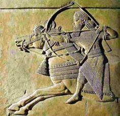 Assyrian warrio