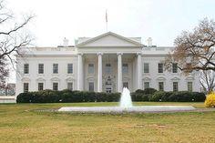 White House, Washington, DC--architect: James Hoban, born in Ireland