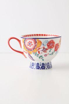 Sip-Of-Nectar Mug - Anthropologie.com