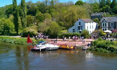 Stunning weather for the Wye Valley River Festival this May Valley River, Festivals, Weather, Events, Weather Crafts
