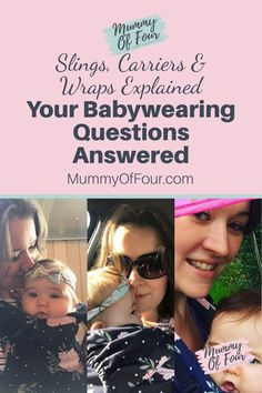 Are you interested in babywearing but not sure where to start? Is your mind boggled by all of the options of slings and carriers available? Read on to have all of your babywearing questions answered. Kangaroo Care, Last Child, Baby Bouncer, Skin To Skin, Free Advice, Emotional Development, Making Life Easier, Midwifery, Baby Birth