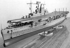 Graf Zeppelin German Aircraft Carrier WW2