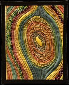 Mandala III by Kathy Zieben of Sugar Land, Texas