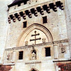 1336 - Nancy, France by © Peter Gutierrez Chinese Door, Nancy France, Chapelle, Front Doors, Hallways, Entrance, Gate, Architecture, Accessories