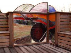 Herman Lanssens - Stained glass - vitreaux