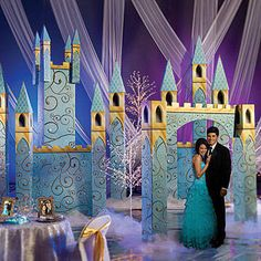 Cinderella Wedding Arch - Fairy Tale Theme Weddings - buy pieces individually or as a complete kit Cinderella Theme, Princess Theme, Cinderella Wedding, Cinderella Castle, Cinderella Decorations, Fairytale Party, Fairytale Castle, Snow Castle, Cat Castle