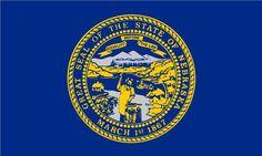 Nebraska State Flag - 3ft x 5ft polyester